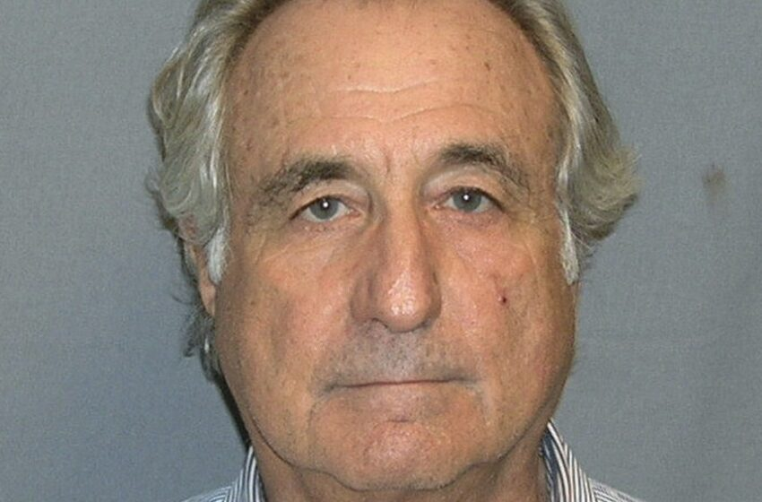 Bernie Madoff, Mastermind Of Nation's Largest Investment Fraud, Dies In Prison At Age 82