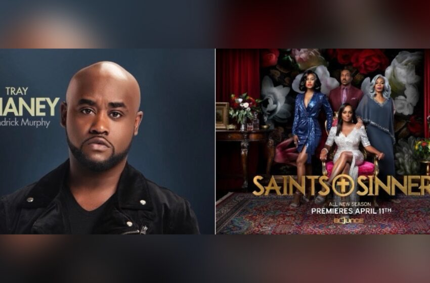 Tray Chaney Discusses 'Saints & Sinners', DMX, Religion, And New Projects