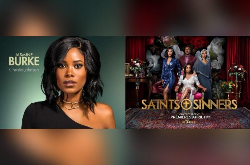 Jasmine Burke Talks 'Saints & Sinners', Importance of Legacy in the Black Community