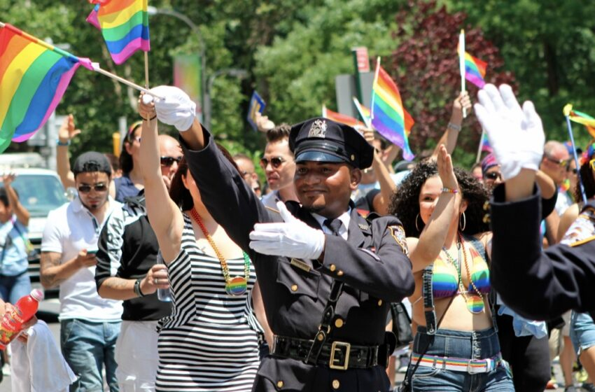 "NYPD Banned From NYC Pride Until At Least 2025, Gay Officers Left Feeling ""Disheartened"