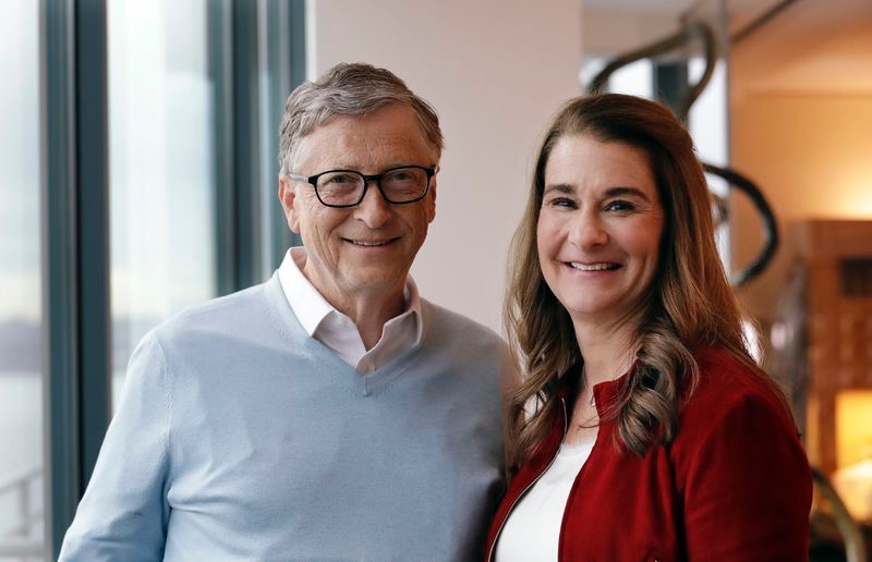 """Bill Gates Reportedly Told His Friends He Was In A """"Loveless Marriage"""" To Melinda Gates"""