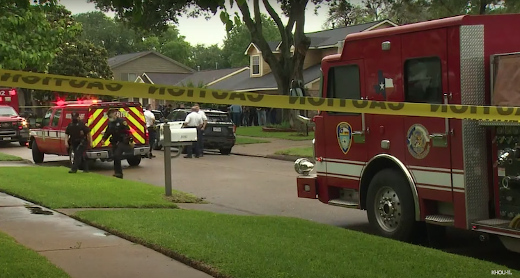 90+ People Found Inside Houston Home In Apparent Human Smuggling Case