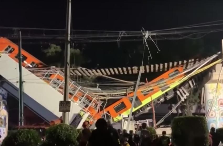 Mexico City Train Derailment Kills At Least 23, Injures Dozens. Officials Say
