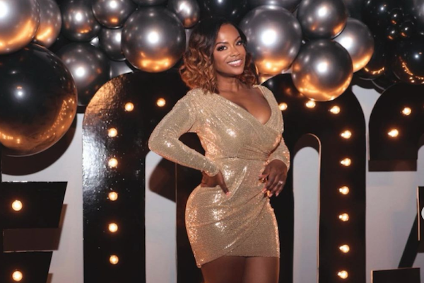 "Kandi Burruss Says She Is ""Always Contemplating When"" To Leave RHOA"