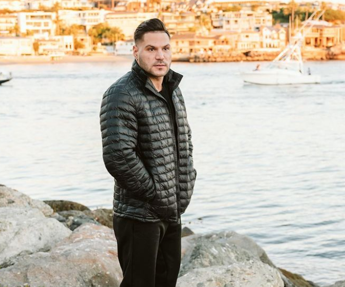 "Ronnie Stops ""Jersey Shore"" To Focus On Mental Health After Domestic Violence Arrest"