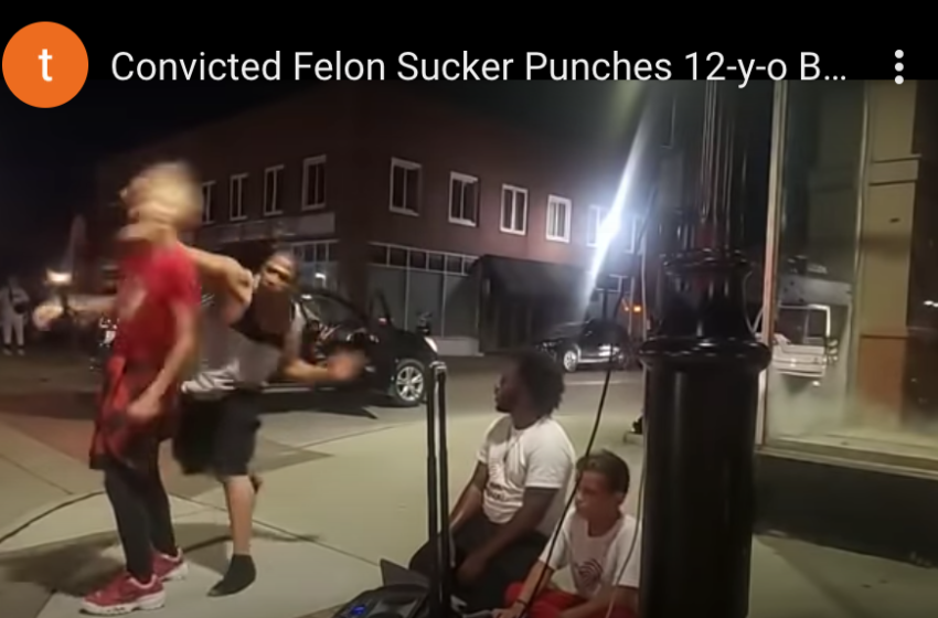 Man Gets 7 Years In Prison For Punching 12-Year-Old In Unprovoked Attack