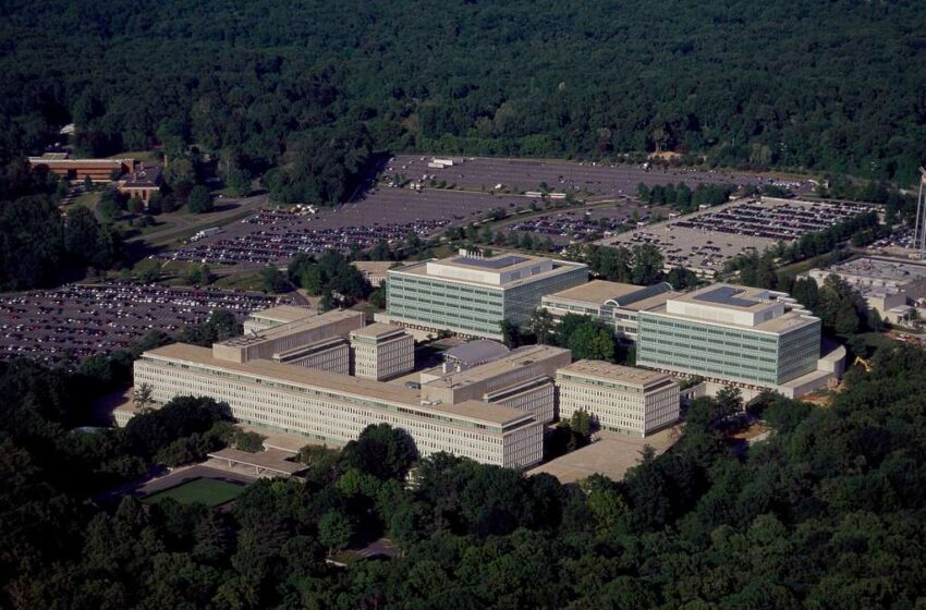 Man Shot By FBI Agent Outside Of CIA Headquarters Dies Of Injuries