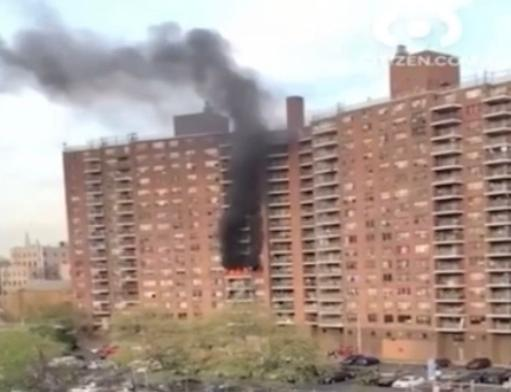 8-Year-Old Girl Breaks Her Legs Jumping From 6th Floor To Escape Fire