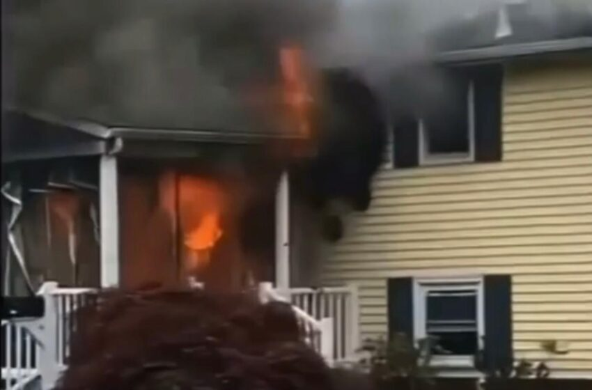 Woman Charged With Arson After Setting House On Fire With Someone In It and Watching