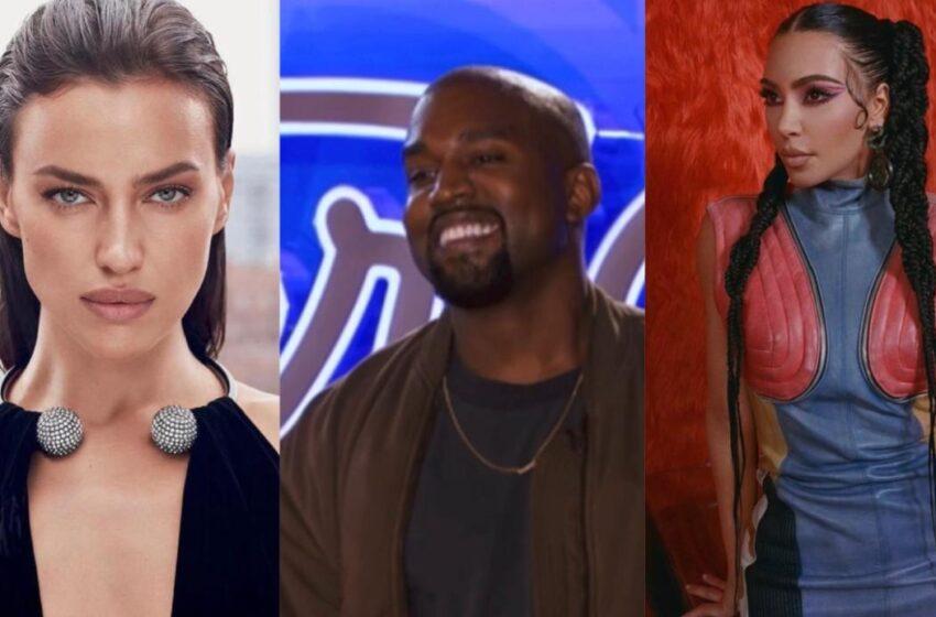 Kanye West and Model Irina Shayk Spark Dating Rumors Amid Kim Kardashian Divorce