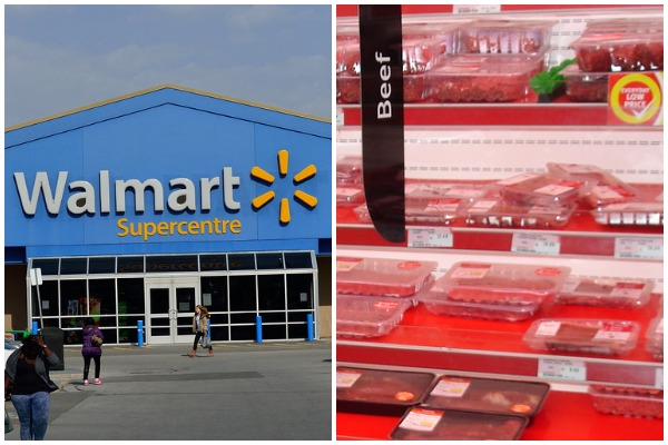 Walmart Shopper Arrested For Using Prepackaged Ground Beef Log To Beat Another Woman