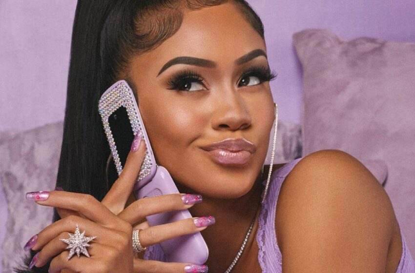 "Saweetie Talks Reaching Her Goals After Quavo Heartbreak, ""The World Doesn't Stop For Anybody"""