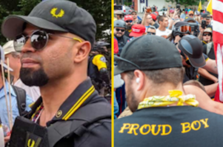 The Proud Boys Are So Broke, They Are Selling Black Lives Matter Shirts, Report Says