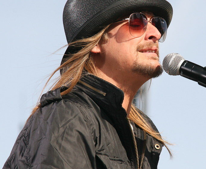 """Kid Rock Calls People Recording His Performance At A Tennessee Bar """"F*****s"""""""