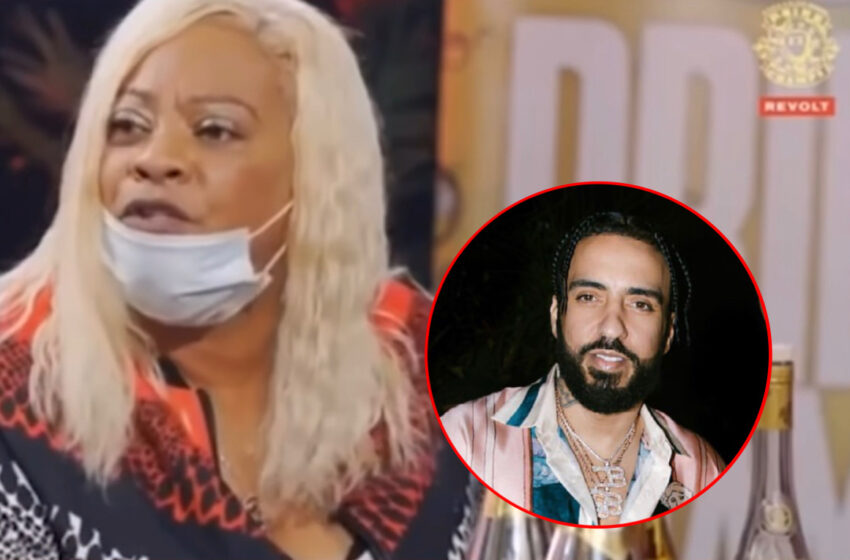 French Montana Denies Deb Antney's Claims That Gucci Mane Robbed Him Of $5,000