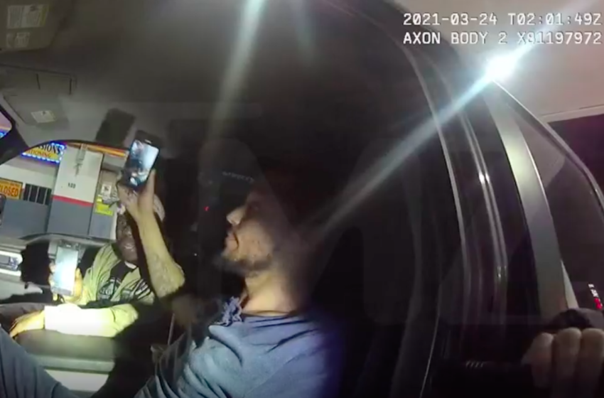 Body Camera Footage Exposes Philly Cop Allegedly Deleting Suspect's Video Of Arrest