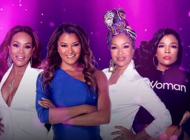 """Onsite! Exclusive: Claudia Jordan and Lisa Raye Talks """"Cocktails With Queens"""", The Birth of The Show and Controversial Topics Perceived By Public"""