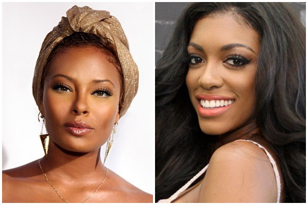 """Eva Marcille: My """"Nappy-Headed"""" Comment Was Not Racist, Porsha Also Uses Colorist Language"""