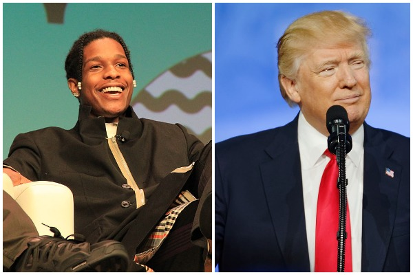 """A$AP Rocky On Trump Trying To Free Him From Swedish Jail: """"It Was A Chess Move"""""""