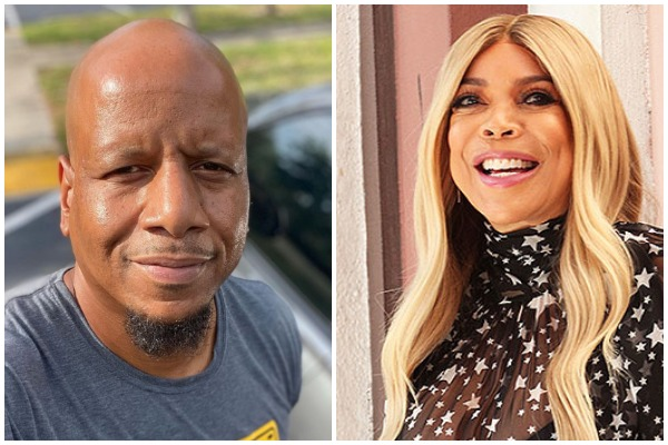 Wendy Williams' Ex-Husband Kevin Hunter Pictured With Mistress And Their Baby