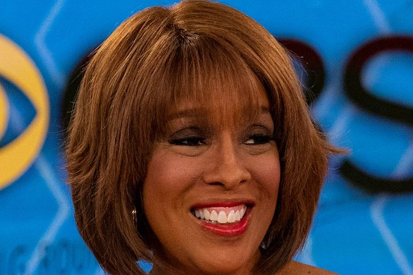Gayle King Says She's Banning Unvaccinated Family Members From Thanksgiving