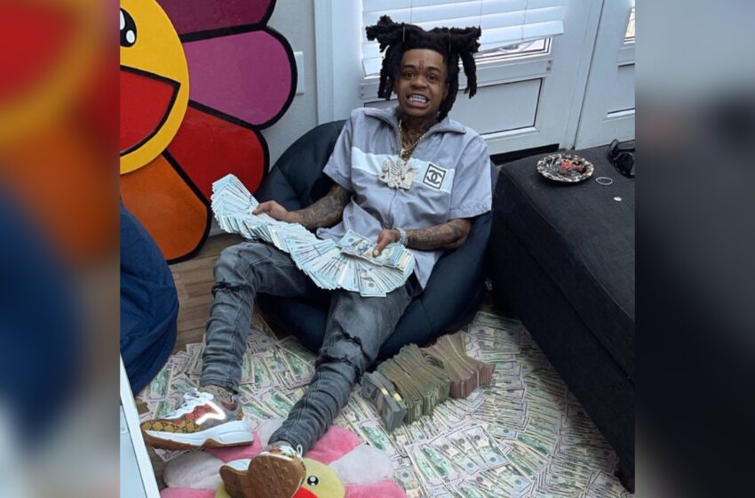 Rapper SpotemGottem Arrested By U.S Marshals On Felony Gun Charges In Florida