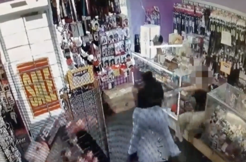 Surveillance Video Captures Cleveland Woman Attacking Store Owners Over $11 Purchase