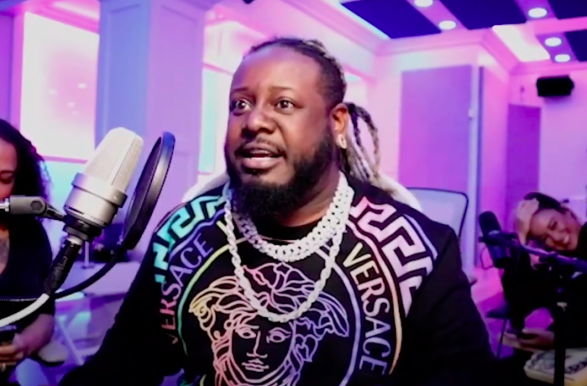 T-Pain Rants About Lack Of Originality In Hip-Hop Industry