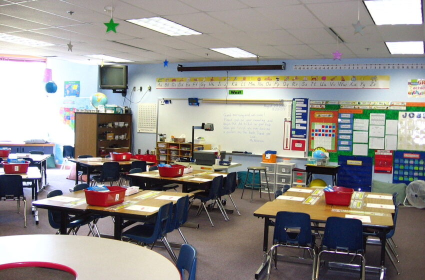 Unvaccinated Teacher Felt COVID Symptoms But Went To Work, Infects Half The Class