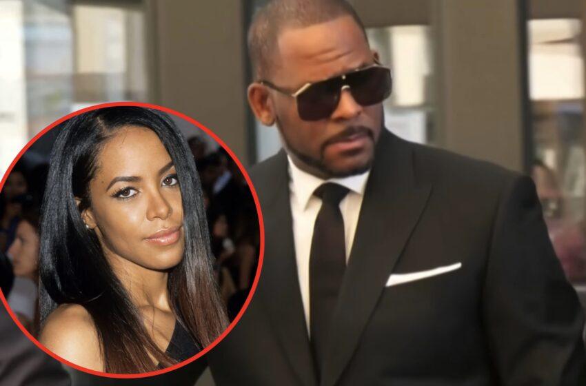 R. Kelly Trial Begins With Shocking Revelation Of Aaliyah's Pregnancy