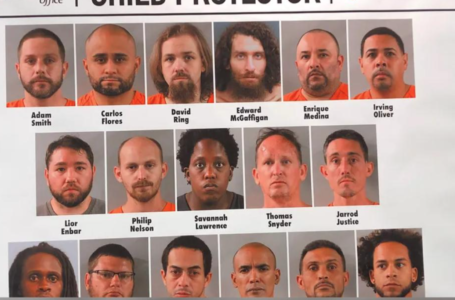 """17 People Arrested In Undercover Child Predator Sting Including Disney World Staff, Sheriff Says """"These Are Nasty, Nasty, People"""""""