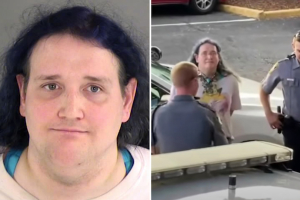 Trans YouTuber Arrested For Incest With Her 79-Year-Old Mother Who Has Dementia