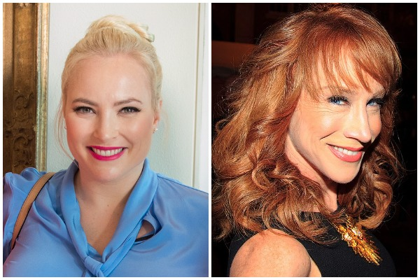 Twitter Is Dragging Meghan McCain For Using A Convo About Kathy Griffin's Cancer To Ask Her For An Apology