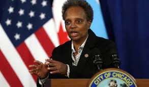 Chicago Mayor Lori Lightfoot Vows To Fight Crime After Violent Summer, But Critics Say City Is In Crisis