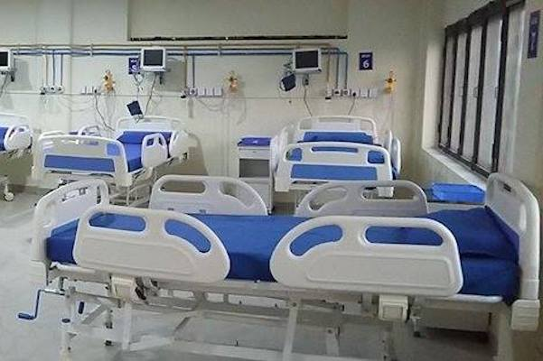 Heart Attack Victim Dies Because 43 ICUs Are Full With COVID Patients