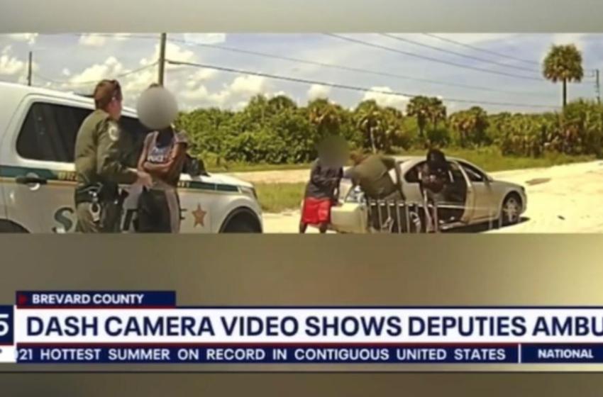 Shocking Footage Reveals Florida Deputies Ambushed By Man With Rifle Amid Traffic Stop
