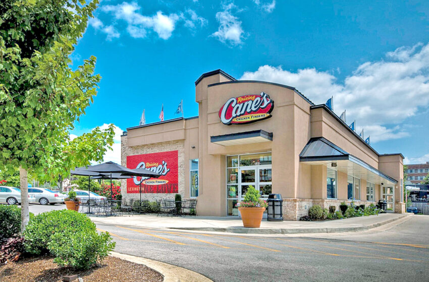 Raising Cane's Sends Corporate Employees To Work As Cashiers And Cooks Due To Staffing Shortage