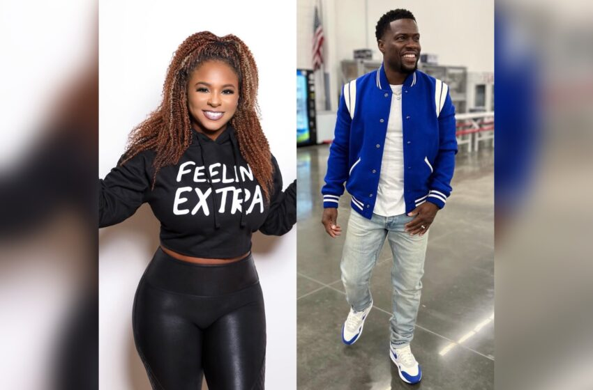 """Torrei Hart Explains Why She Still Has Ex-Husband Kevin's Last Name, """"Cause It's Mine, First Of All"""""""