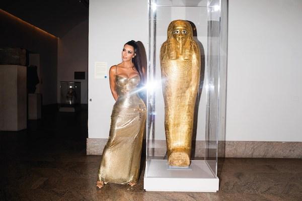 Kim Kardashian's 2018 Met Gala Picture Helped Solve A Global Art Theft Case