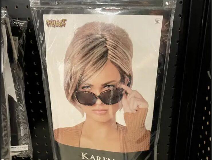 Twitter Reacts To The Karen Halloween Costume
